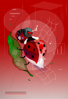 Lady Bug by ixnivek