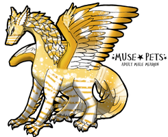 MelodyWaters - Laydon ii by Muse-Pets