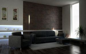 Living Room by zodevdesign