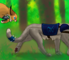 Training Assignment-  Offensive Practice by Sky-Lily
