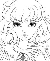 like a doll - lines by leila-white