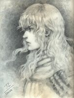 Commission: Griffith by sinvia