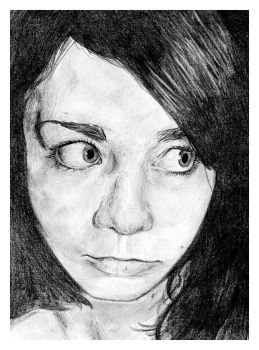Drawing exercise 004 by cret