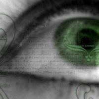 Brushed Green Eye by microchaotic