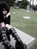 cemetery slut 01 by bloodstainnightmare