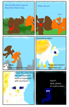 Comic I will never complete, pg 2 .-. by susanvulpini