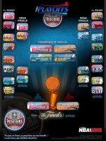 Tableau Playoffs FNBA S.7 by JFDC