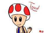 Toad by Chicacreepypasta09
