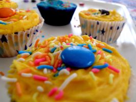 Cupcakes I by robynx13