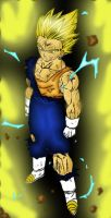 Vegetto SS2 DBM by BoScha196