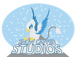 Logo Design - Snow Capped Studios by mikiXtheXgreat