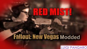 Youtube Thumbnail for Video Design - RED MIST by squidge16