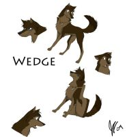 Wedge Reference Sheet by Capella336
