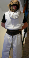 Altair cosplay step one by jamt1989