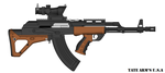 Tate Arm's TAK-47BP by GeneralTate