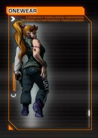 Shadowrun Fashion Onewear by raben-aas