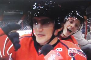 Ovechkin and Carlson lol by SweetGems