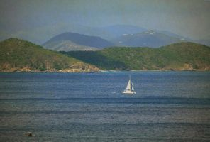 Sailing the Islands by photorox33
