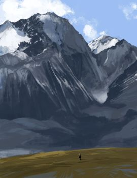 Mongolia by Accolay