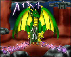 Dragon Tamer by Tabitha-Grace