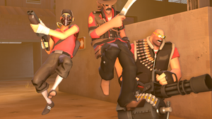 Dustbowl Street Warriors by RingRangBrother