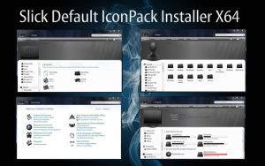 Slick iconPack Def Inst X64 by Mr-Ragnarok