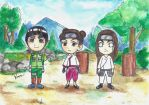 Team Gai's Springtime of Youth by VennAngreta