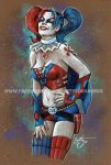 Harley Quinn - New 52 (2014) by scotty309