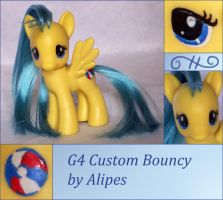 MLP G4 Custom Bouncy by Alipes