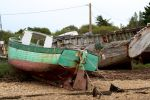 Ship Graveyard 05 Stock by lokinststock