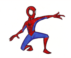 Spider Man by brothersdude