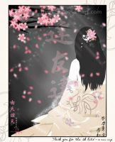 Sakura : Fall of the flowers by thresca