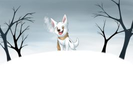 Bolt::. Snow by MarticusProductions