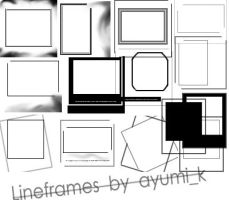 Frames Lines by ayumik