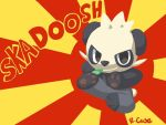 Pancham used Skadoosh by rongs1234