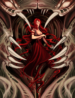 The Blood Adept by General-EbonRose