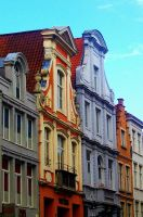 August in Bruges by wren90