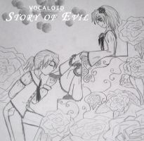 Vocaloid Story of Evil by MangaX3me