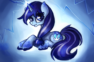 Ice Storm commission by Tracyelicious