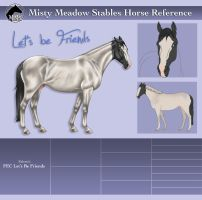 SOLD - MMS FEC Let's Be Friends by Kalesta