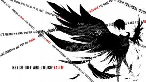 Reach out and touch faith by Nuria-M