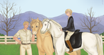 [APH Nordics] Riders of the North by Enbi-to-Miruku