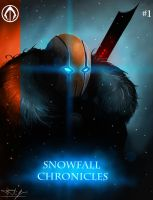 Snowfall chronicles the comic cover by Nosfer