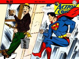 Action Comics 98 by Superman8193