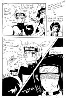 Eyes of the Faithful Yaoi p21 by MikaMonster