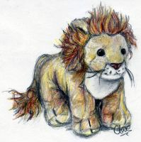 Lion by xxxDefyGravityxxx