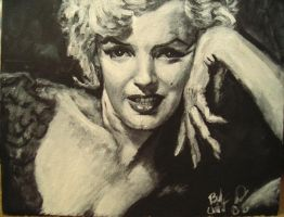 marilyn monroe by cliford417