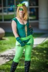 Female Green Arrow by St3phBot