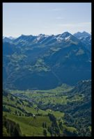 Stanserhorn View by Vagrant123