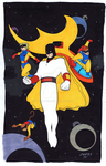 Space Ghost by wjgrapes